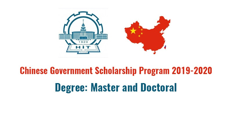 Chines Govt PhD Scholarships 2019-20 Online Apply Eligibility Criteria