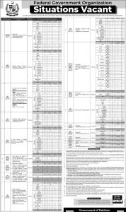 Federal Government Organization Jobs 2019 NTS Test Results